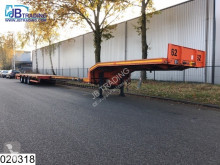 Semi remorque Nooteboom Lowbed 60000 kg, 6,40 mtr extendable, B 2,47 + 2x 0,25 mtr, Lowbed porte engins occasion