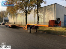 Broshuis heavy equipment transport semi-trailer Lowbed 54500 kg, 6,45 mtr extendable, B 2,53 + 2x 0,25 mtr, Lowbed