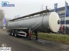 Magyar Chemie 26250 Liter, Isolated Chemie tank, Disc brakes, 4 Bar, 180c semi-trailer used tanker