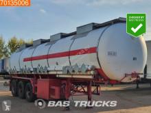 Semirremolque LAG 30.000 Ltr / 4 / Chemie ADR cisterna productos químicos usado