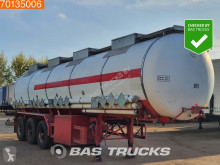 Návěs cisterna chemikálie LAG 30.000 Ltr / 4 / Chemie ADR