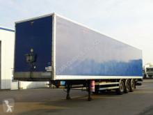 Semirremolque furgón Samro ST39MHPE *Scheibenbremse*Fontenax*2.50m x 2.80m*