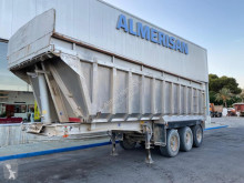 Tisvol A-870150-EAL-M/S semi-trailer used cereal tipper