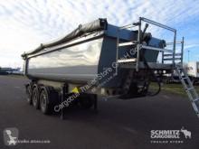 نصف مقطورة حاوية Schmitz Cargobull Kipper Stahlrundmulde 24m³