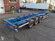 Semitrailer Groenewegen 40 13 CC 12 27 containertransport begagnad