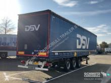 Schmitz Cargobull függönyponyvaroló félpótkocsi Curtainsider Standard