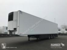 Semi remorque isotherme Schmitz Cargobull Tiefkühler Standard Doppelstock Trennwand
