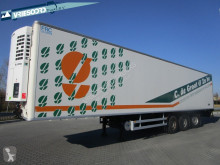 Chereau mono temperature refrigerated semi-trailer P0407