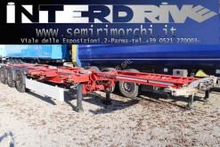 Semitrailer Schmitz Cargobull semirimorchio allungabile usato containertransport begagnad