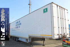 Zorzi Clothes transport box semi-trailer semirimorchio collo d'oca furgonato