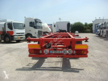 General Trailers 40 PIEDS MULTIPOSITIONS semi-trailer used container
