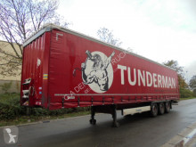 Krone tautliner semi-trailer SAFETY-LOADS EN EDSCHA DAK