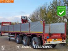 Semitrailer platta Floor 2x Stuuras Kennis 16-R/60-2 Liftas FLO 17 30H2