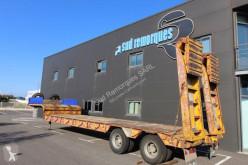 Naczepa Kaiser SSB25 do transportu sprzętów ciężkich używana