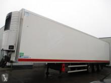 نصف مقطورة Merker S300 , SAF , Reefer trailer برّاد مستعمل