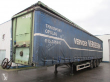 Semi remorque châssis Renders ROC12.27 , stack of 5 trailers , Mercedes , Disc Brakes , Air susension