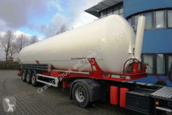 Náves cisterna na prepravu práškov Feldbinder KIP 60.3