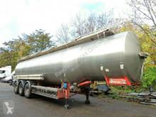 Полуремарке Magyar Edelstahl Inox *39.520 Liter *ADR 08.2021* цистерна втора употреба