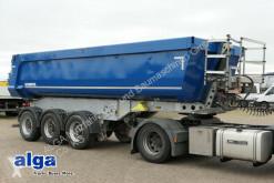 Semirremolque volquete Schmitz Cargobull SKI 24 SL 7.2, Stahl, 26m³, Rollplane, Liftachse