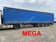 Sættevogn Kögel Mega 3 m Innenhöhe 3 Achs Planenauflieger palletransport brugt