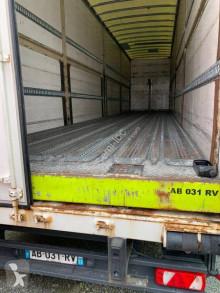 Félpótkocsi Samro hydraulique használt emeletes furgon