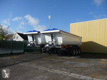 Semi remorque benne TP Schmitz Cargobull SKI Benne TP 27m3 Acier