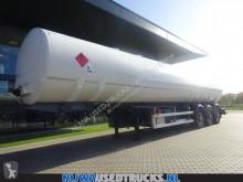 Semi remorque citerne LAG O-3-43 01 Brandstof benzine + Diesel