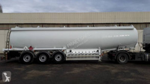 General Trailers semi-trailer used oil/fuel tanker