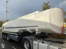 نصف مقطورة صهريج 3 AS - FUEL TANK - 40000 LITER - 6 COMPARTMENTS