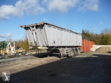 Stas Benne mixte 35m3 semi-trailer used tipper