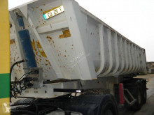 Trailor semi-trailer used construction dump