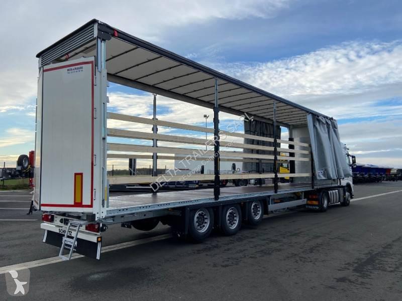 View images Schmitz Cargobull SCS Varios rehaussable  3050 mm au roulage semi-trailer