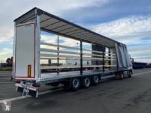 Semirimorchio Schmitz Cargobull SCS Varios rehaussable au roulage Teloni scorrevoli (centinato) nuovo