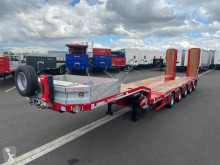 Nooteboom MCO 5 essieux extensible - 4 directionnels semi-trailer new heavy equipment transport