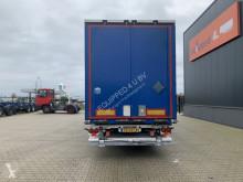 Semi remorque Krone D'hollandia ov-klep (2.000kg), nieuwe zeilen, APK/LPK: 11/2021, NL-oplegger, 2x beschikbaar rideaux coulissants (plsc) occasion