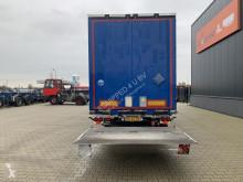 Sættevogn Krone D'hollandia ov-klep (2.000kg), nieuwe Code-XL zeilen, APK/LPK: 11/2021, NL-oplegger, 2x beschikbaar glidende gardiner brugt