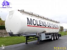 LAG tanker semi-trailer Silo