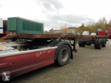 Pacton Widespread semi-trailer used container
