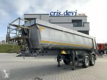 Semi remorque benne Schmitz Cargobull SKI 18 SAF Achsen