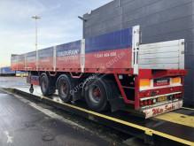 Pacton platóoldalak plató félpótkocsi Kraanoplegger | Vetsmering | 48 ton