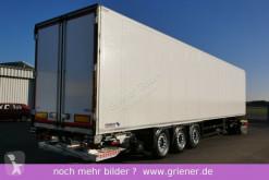 Semirremolque isotérmica Schmitz Cargobull SKO 24/ LBW 2500 kg / BLUMEN /DOPPELSTOCK 2,70
