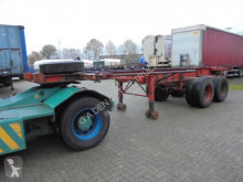 Semitrailer Netam 20FT containertransport begagnad
