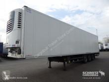 Semi remorque Schmitz Cargobull Tiefkühler Standard Doppelstock Ladebordwand isotherme occasion
