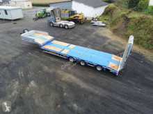 Faymonville heavy equipment transport semi-trailer max 100 DISPO