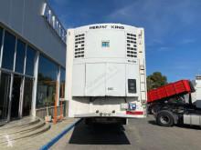 Leciñena Non spécifié semi-trailer used mono temperature refrigerated