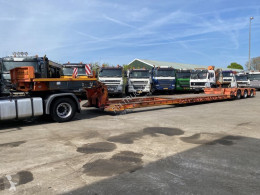Nooteboom heavy equipment transport semi-trailer EURO-54-03/V - STEERING - BED 6,60 + 4,25 + 4,00 METER + REMOTE