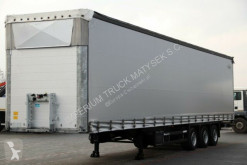 Sættevogn palletransport Schmitz Cargobull CURTAINSIDER /MEGA / COILMUlLD / LIFT AXLE