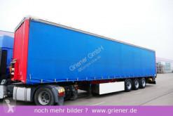 Semi remorque Krone SDP 27 / GARDINE / BPW / SCHEIBE / LIFT / !!!!!! savoyarde occasion