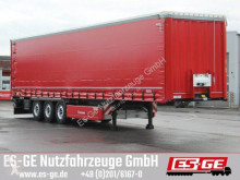 Krone Profi-Liner semi-trailer used tautliner