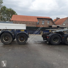 Semi reboque Desot trailer chassis usado